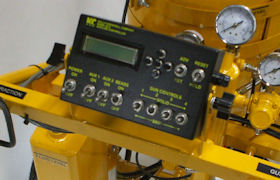 Optional pressure bead system