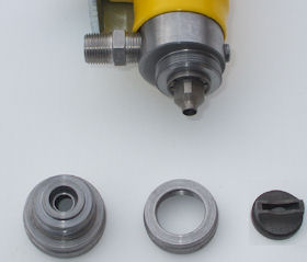 Nautilus Series Air Spray Gun Components