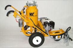 Heavy Duty Model C Walk-Behind Striper