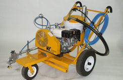 Power Pro & Power Pro Plus Walk-Behind Airless Striper