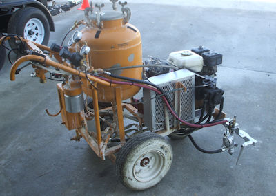 Refurbished Kelly-Creswell 2006 B4-SS Hydrostatic Drive